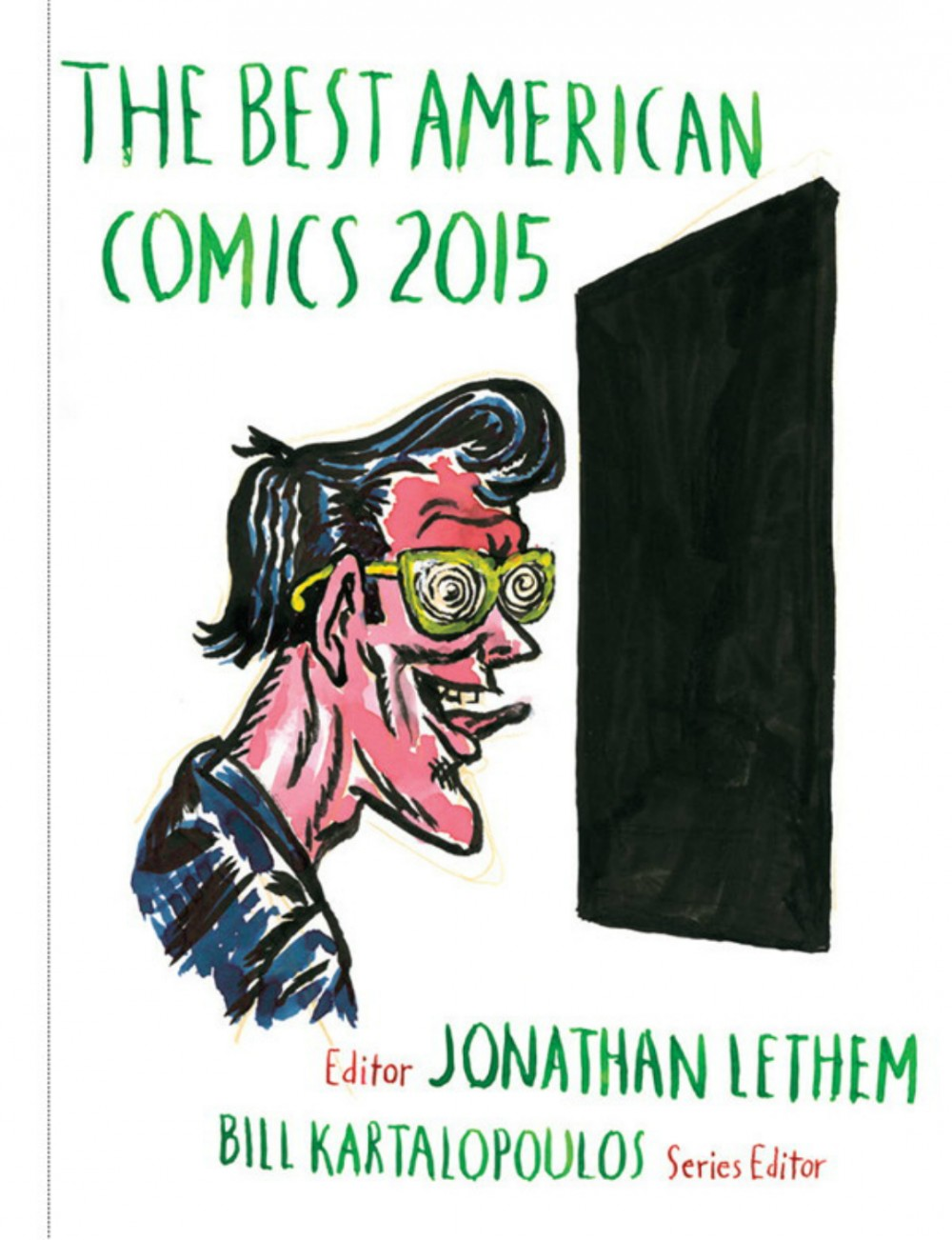 The Best American Comics 2015 será editada por Jonathan Lethem