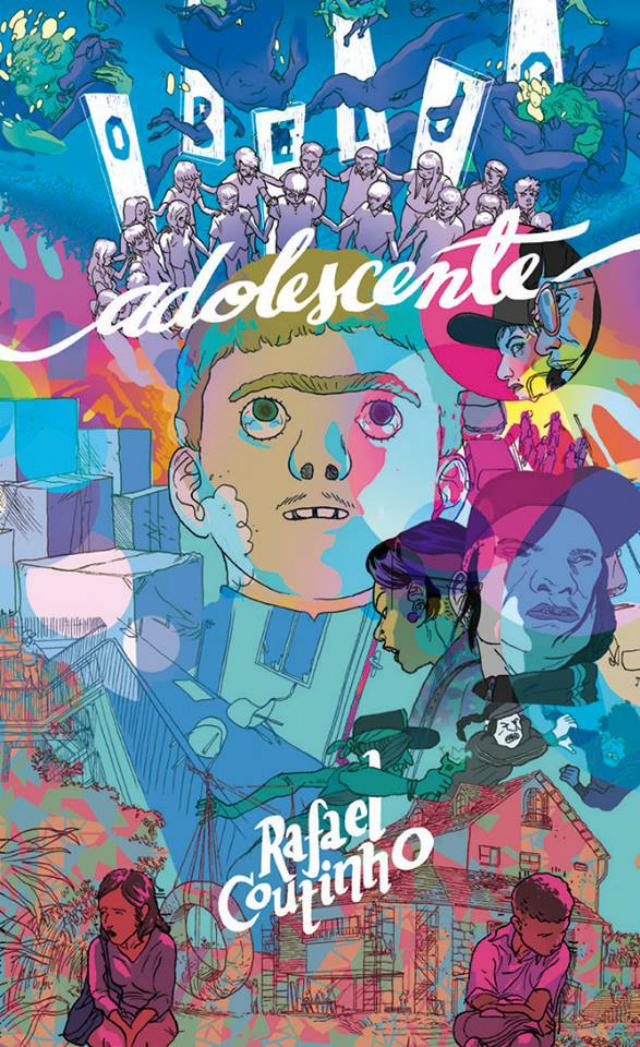 O fim da Nébula em setembro e a capa de O Beijo Adolescente #3