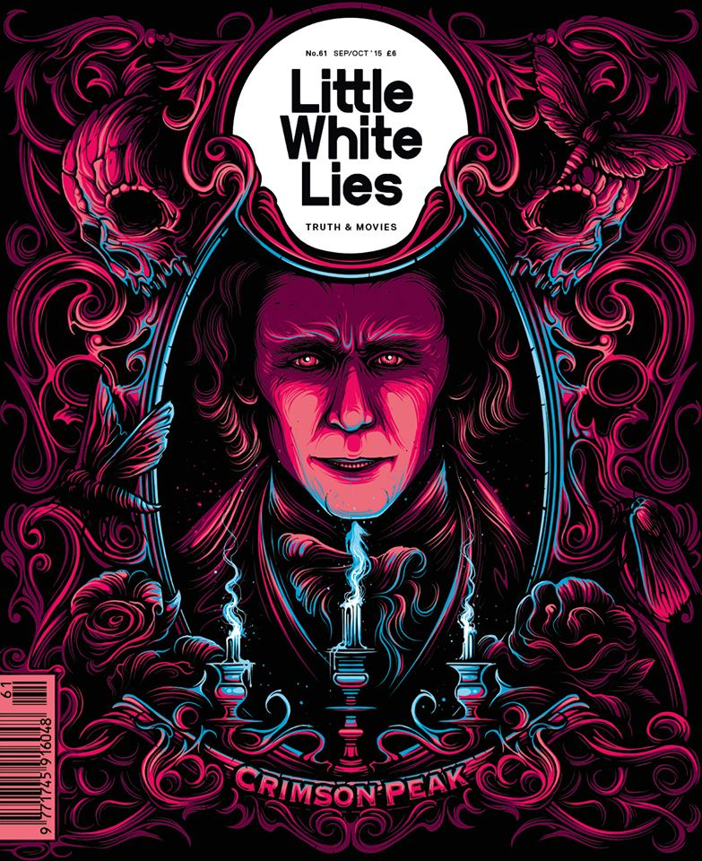 Little White Lies #61: Crimson Peak