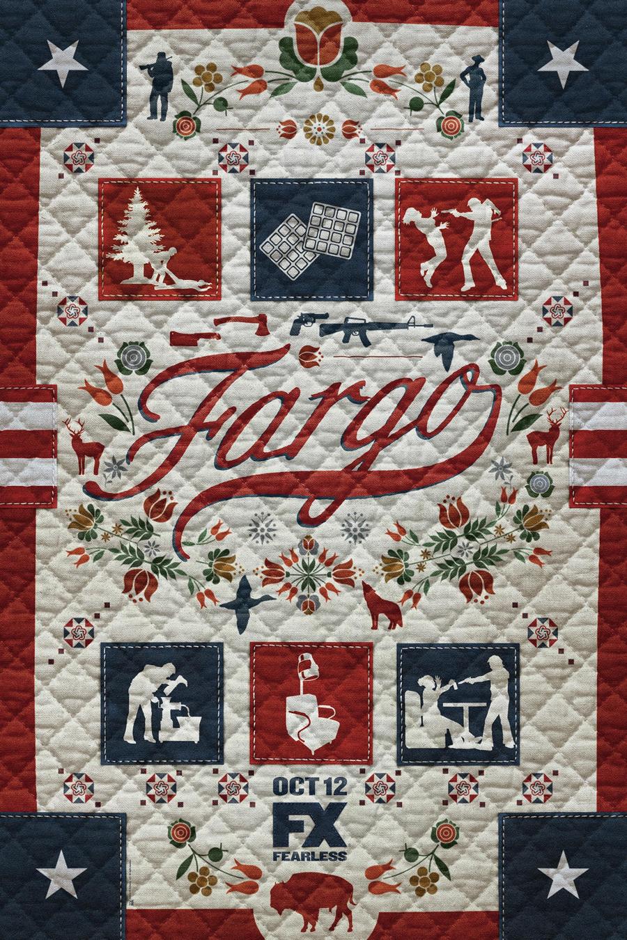 E a segunda temporada de Fargo?
