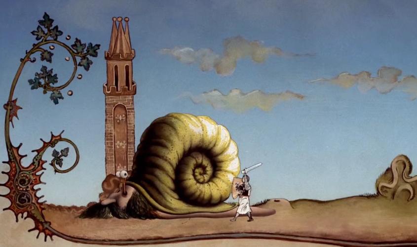 14 minutos inéditos de animações de Terry Gilliam para Monty Python em Busca do Cálice Sagrado