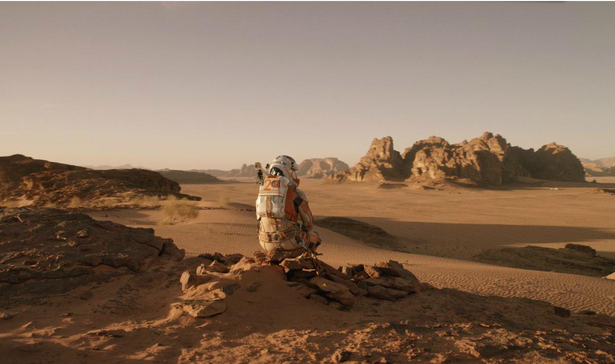 The Martian/Perdido em Marte: o filme de Ridley Scott e a saga de Andy Weir