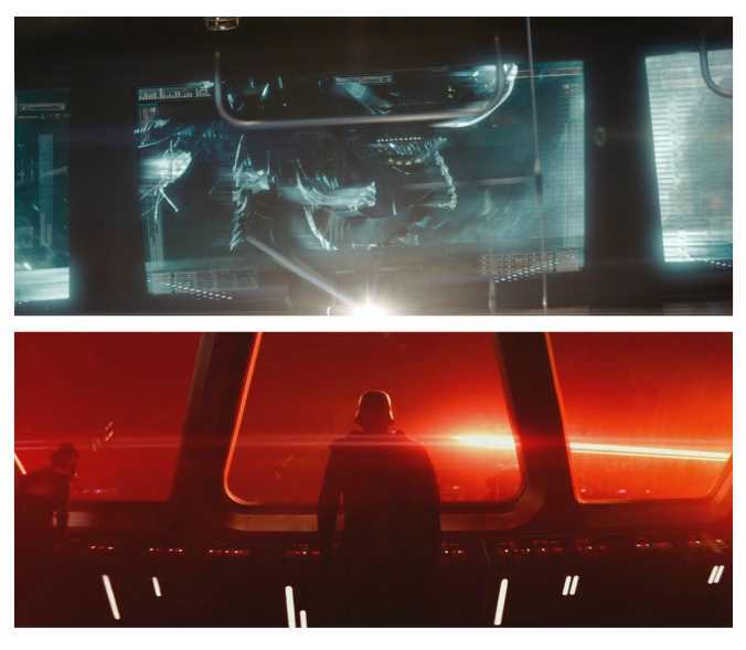 O Despertar da Força X Star Trek