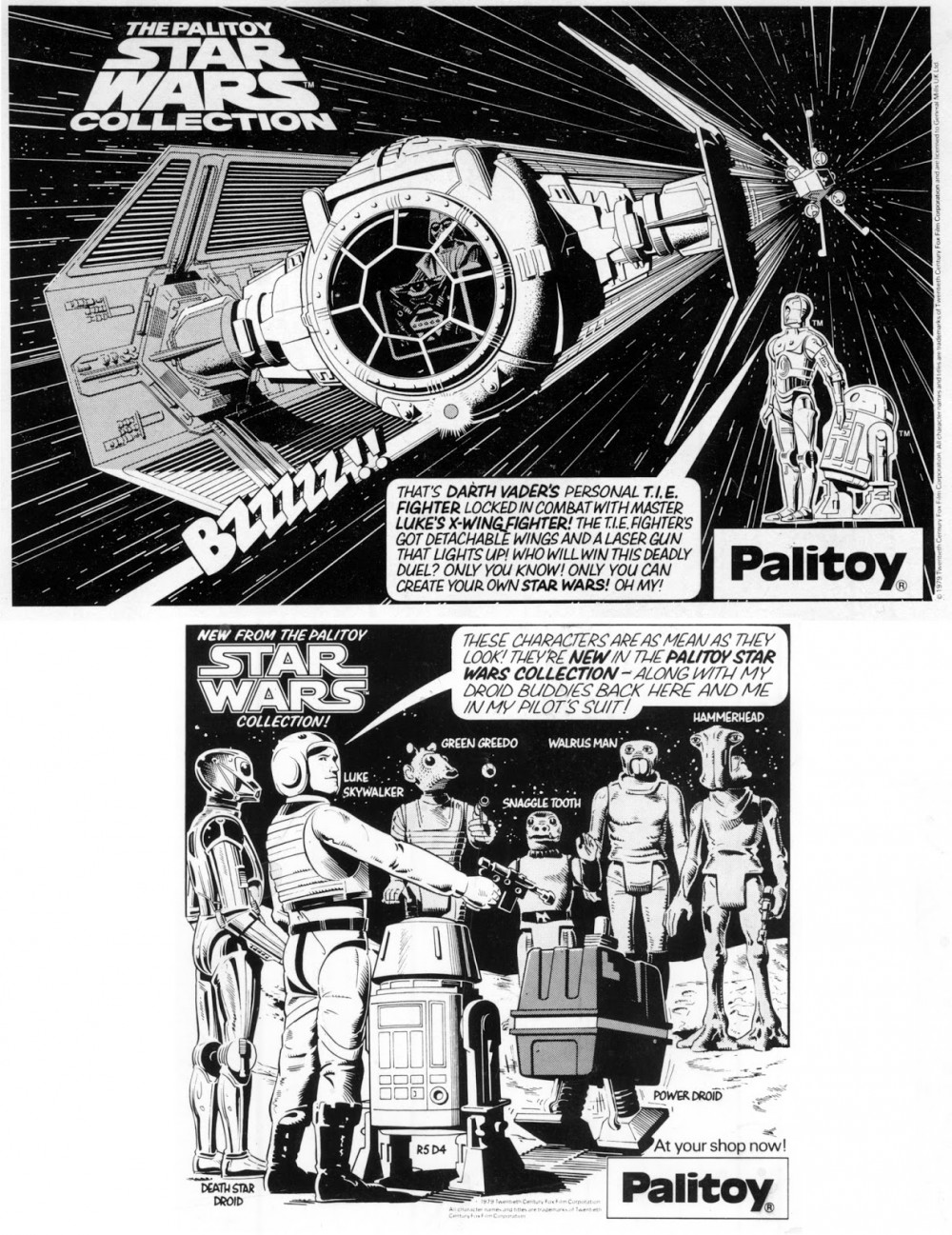 Star Wars, por Brian Bolland
