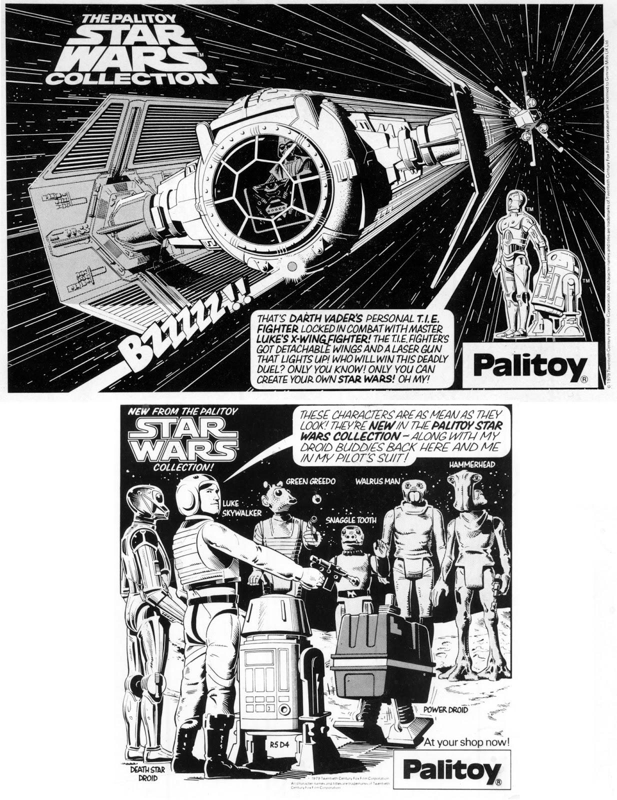 Star Wars, por Brian Bolland