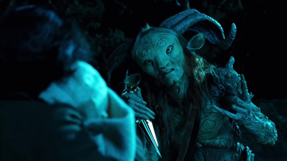 Guillermo del Toro, O Labirinto do Fauno e os limites dos contos de fadas