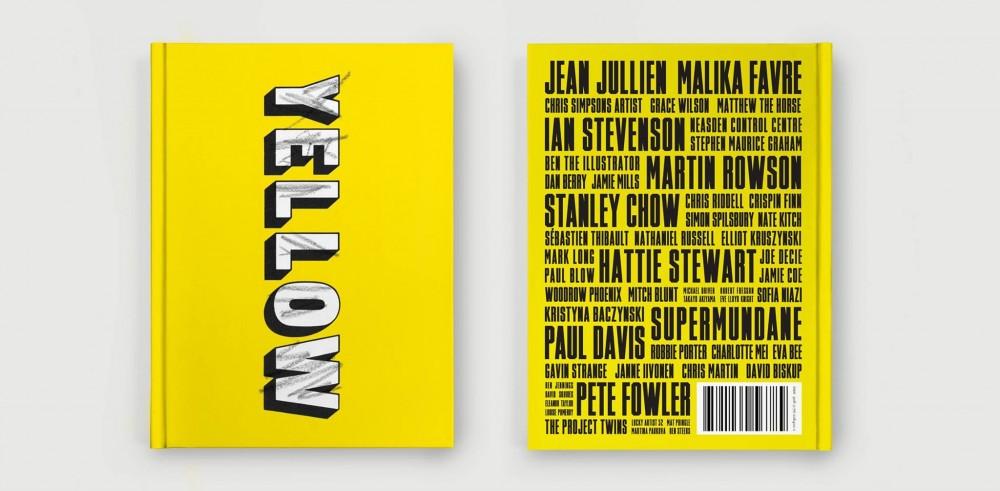 Yellow: o projeto de jornalismo ilustrado produzido pelos editores da OFF LIFE
