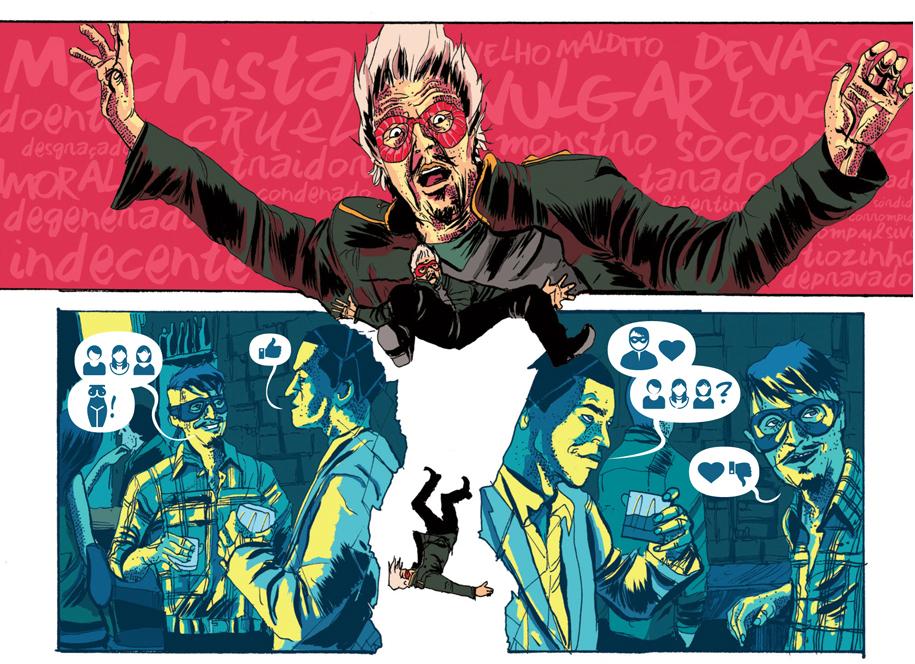 Dalton Cara e a queda de Don Juan