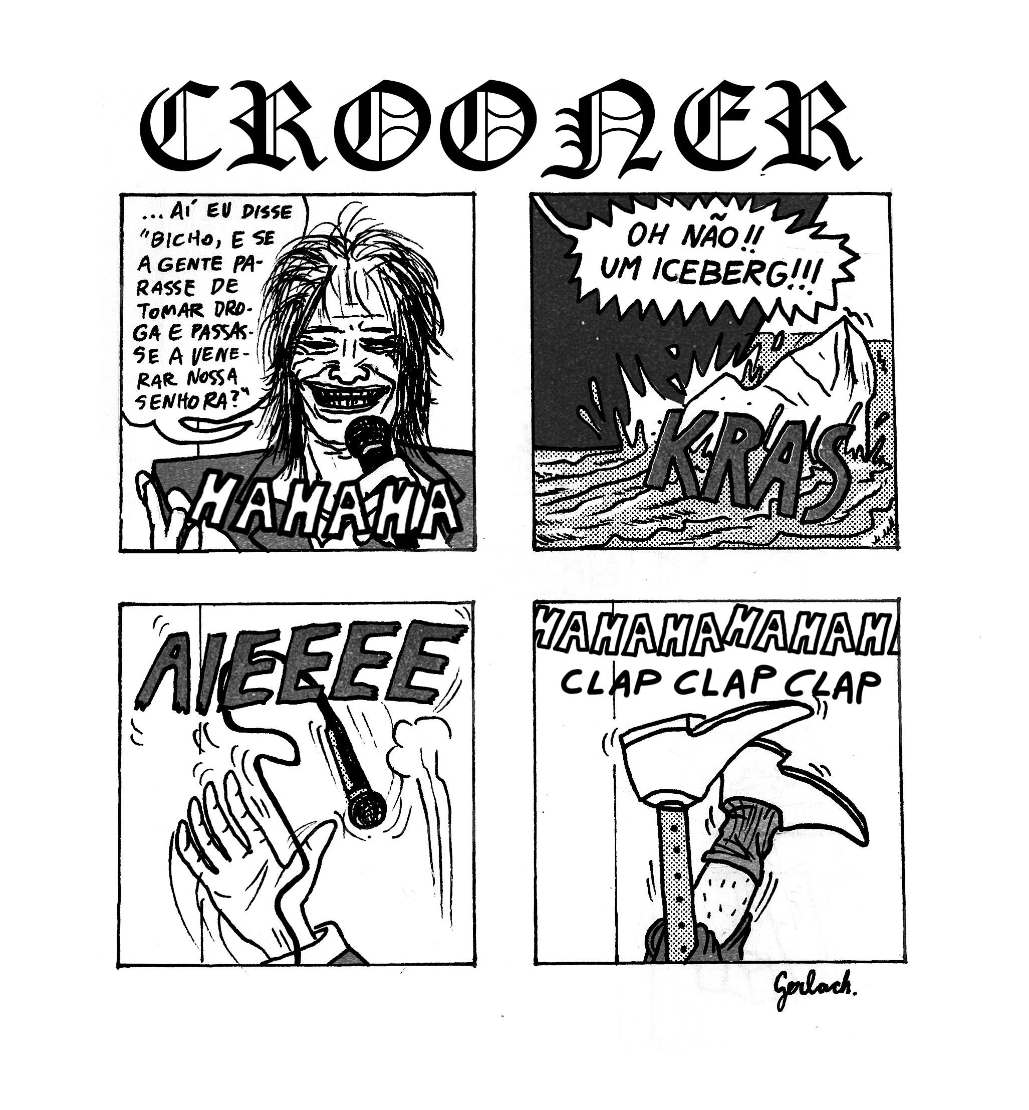 CROONER copy