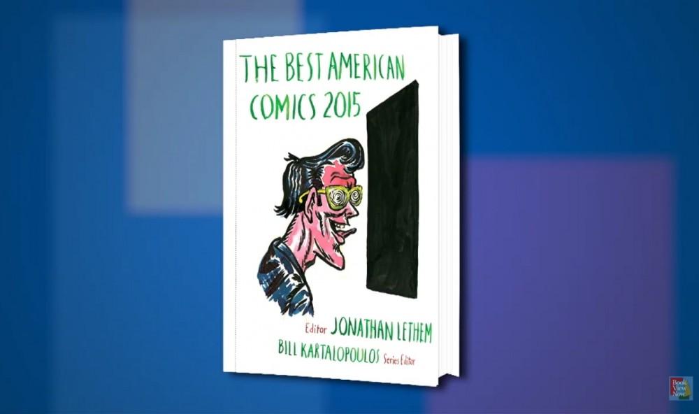 Uma conversa com os responsáveis pelo The Best American Comics 2015