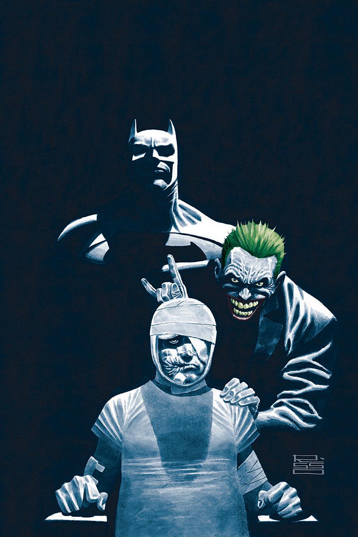Batman, por Eduardo Risso e Paul Dini
