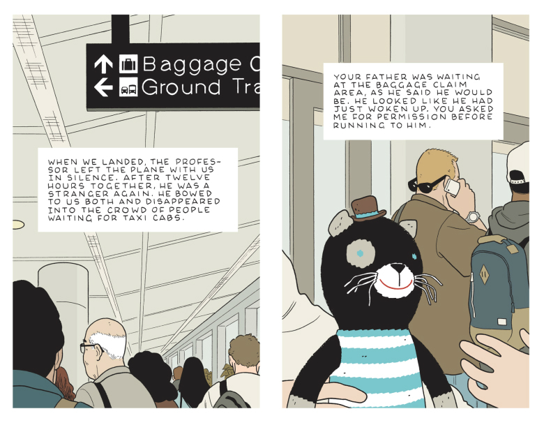 ## Retrospectiva Vitralizado 2015: Adrian Tomine e Killing and Dying ##