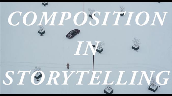 A composição em função da narrativa