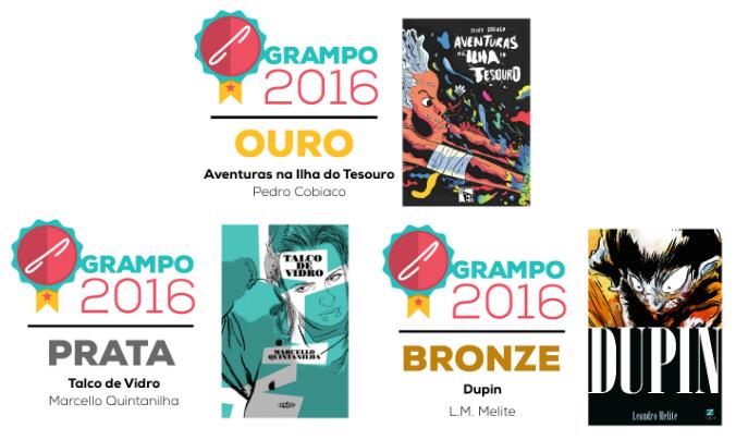 Ainda sobre o Prêmio Grampo 2016