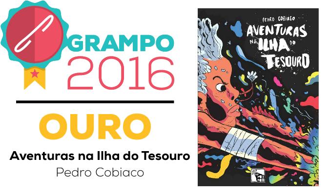 – Prêmio Grampo 2016 de Grandes HQs – O resultado final: as 20 HQs mais votadas