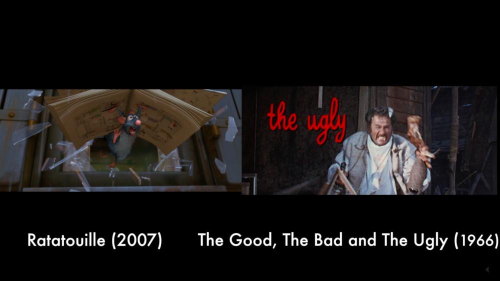 As várias inspirações da Pixar