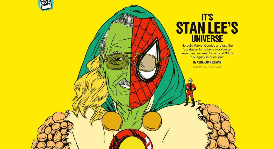 O legado de Stan Lee em debate