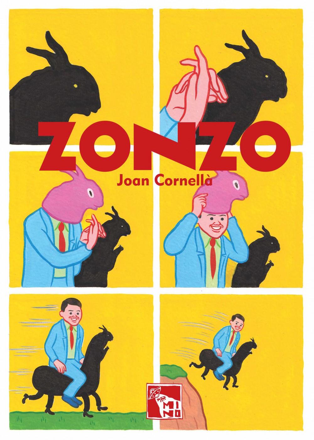 """Papo com Joan Cornellà: """"Desenhar com visual fofo permite que você consiga contar coisas mais pesadas"""""""