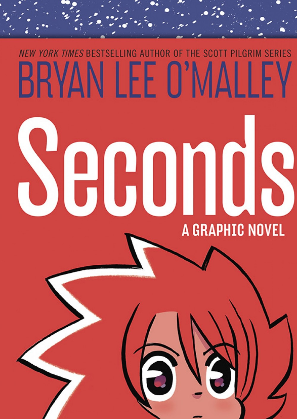 A capa de Seconds, a nova HQ do criador de Scott Pilgrim
