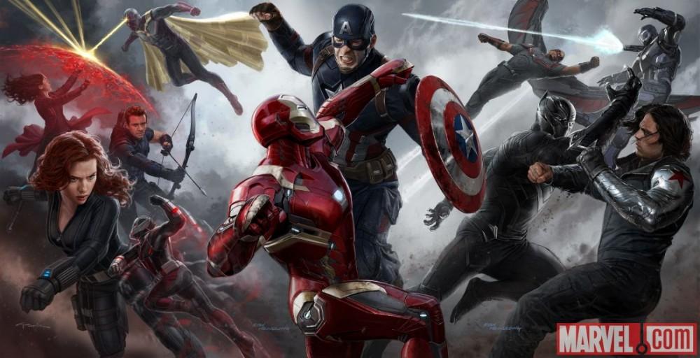 O novo Doritos da Marvel