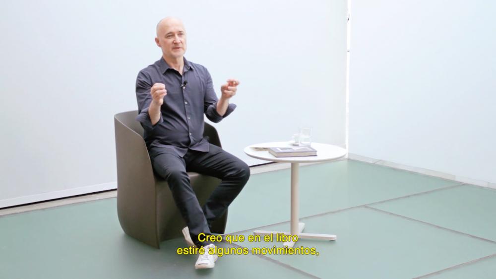 Here: Richard McGuire fala sobre a criação de sua obra-prima