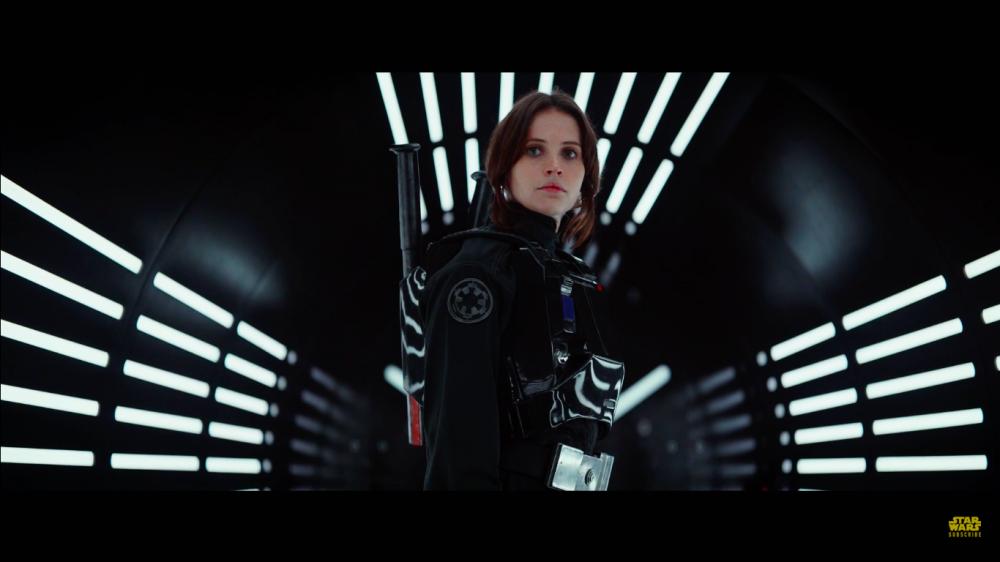 Quero o Darth Vader matando todo mundo no final de Rogue One