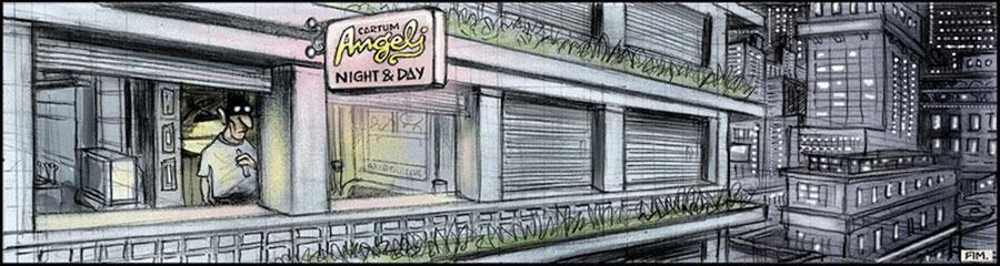## Retrospectiva Vitralizado 2016 ## A última tira de Chiclete com Banana, por Angeli