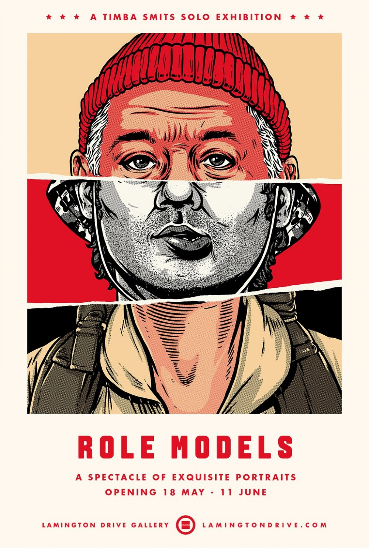Role Models: a exposição de Timba Smits na Lamington Drive Gallery