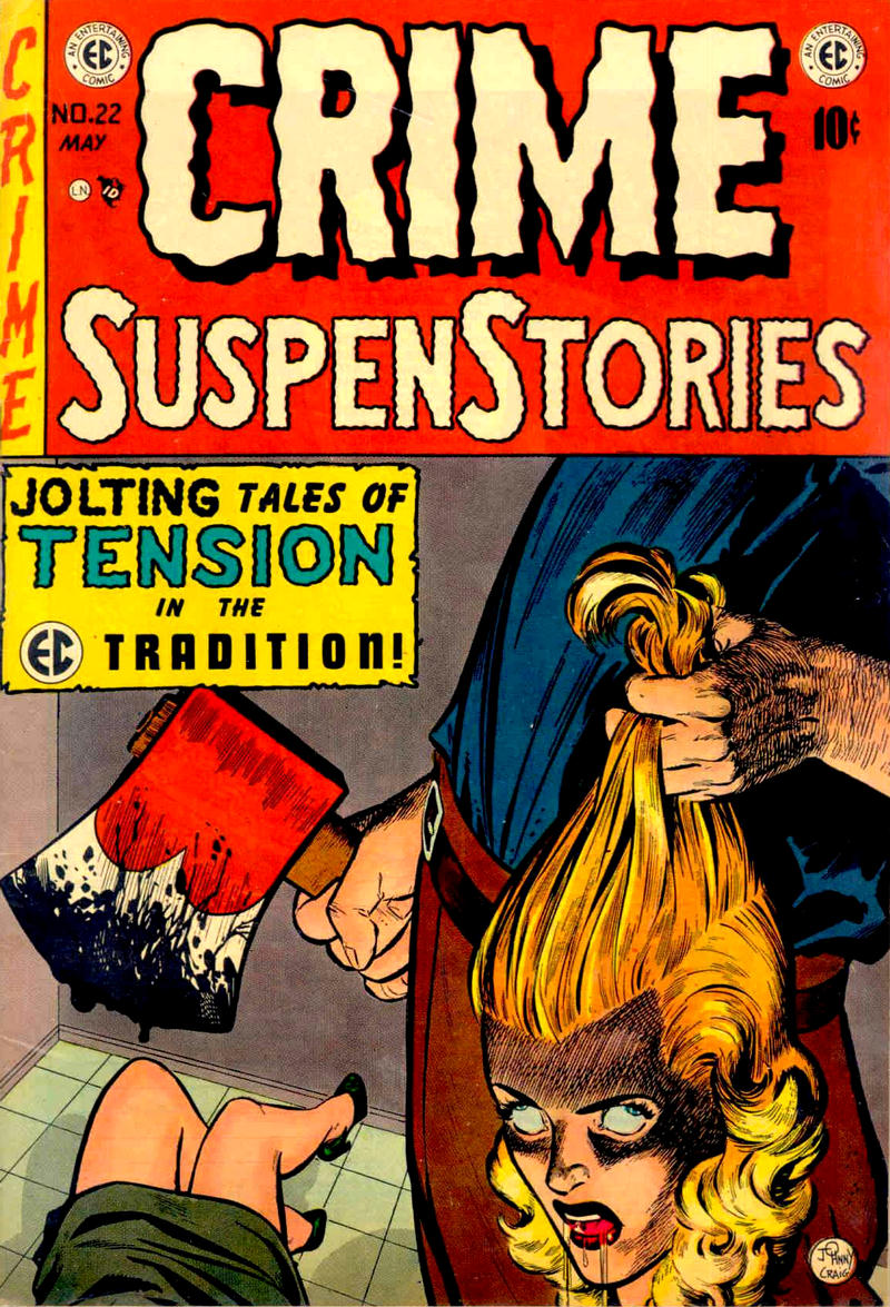 CrimeSuspenStories