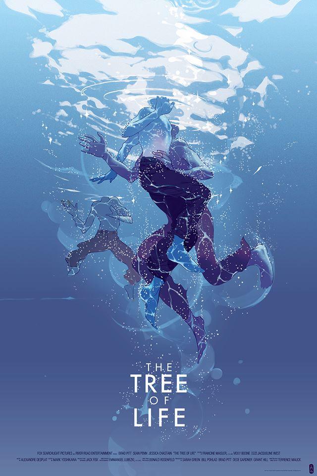 A Árvore da Vida, por Tomer Hanuka