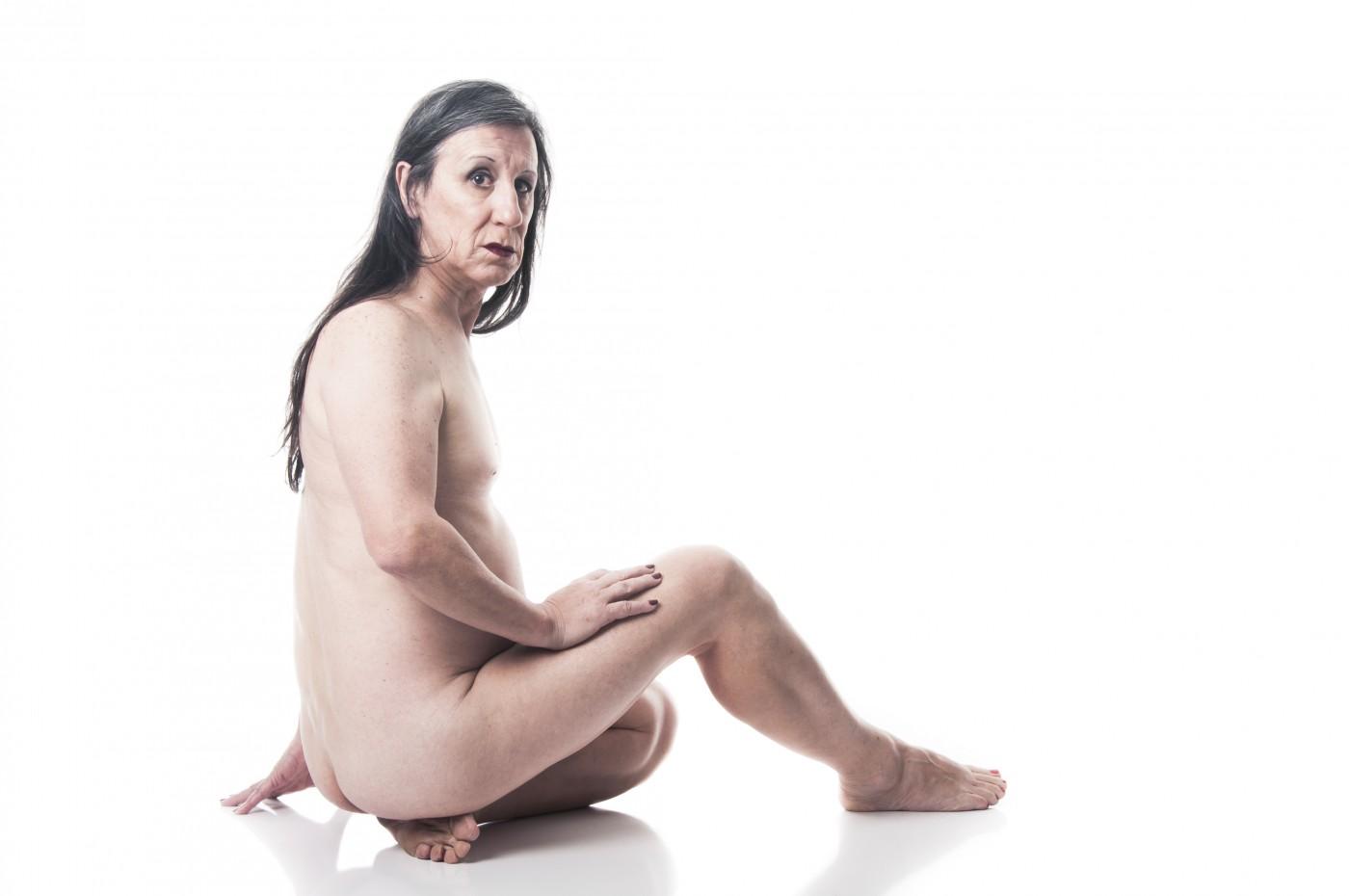 Adágio: as fotos de Rafael Roncato com os nus de Laerte em exposição na Galeria Hipotética de Porto Alegre
