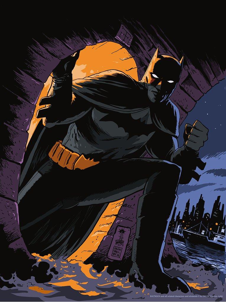 BatmanFrancavilla