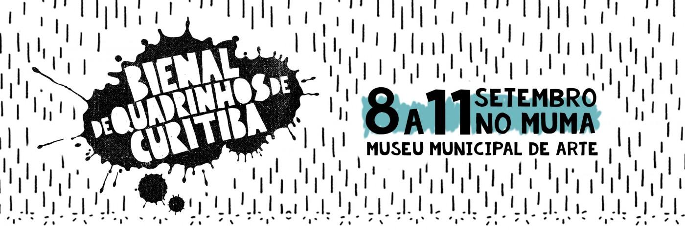 Já viu a programação de palestras, debates  e oficinas da Bienal de Quadrinhos de Curitiba?