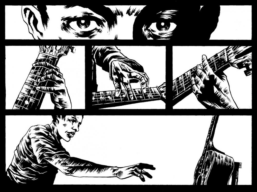 Alcimar Frazão e o eco das músicas de Robert Johnson em O Diabo & Eu