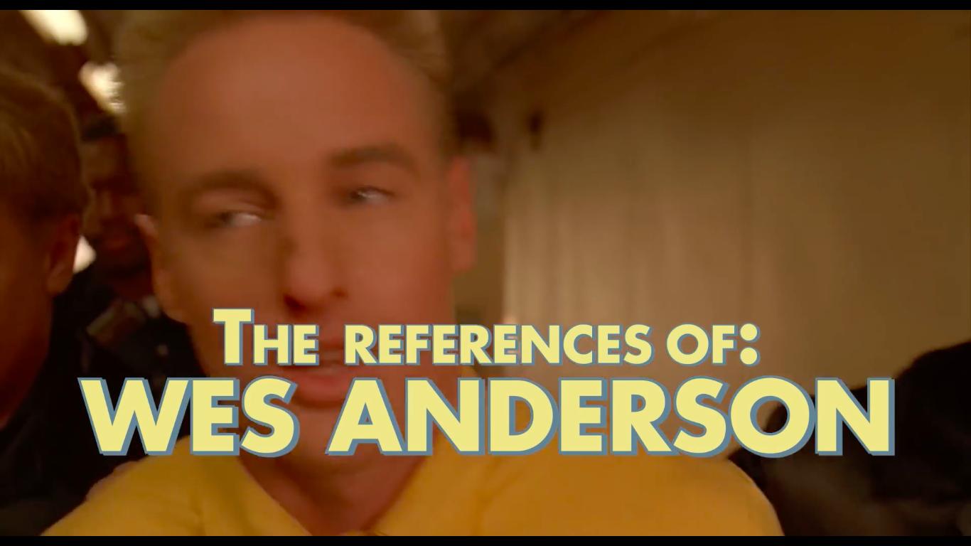 As referências de Wes Anderson