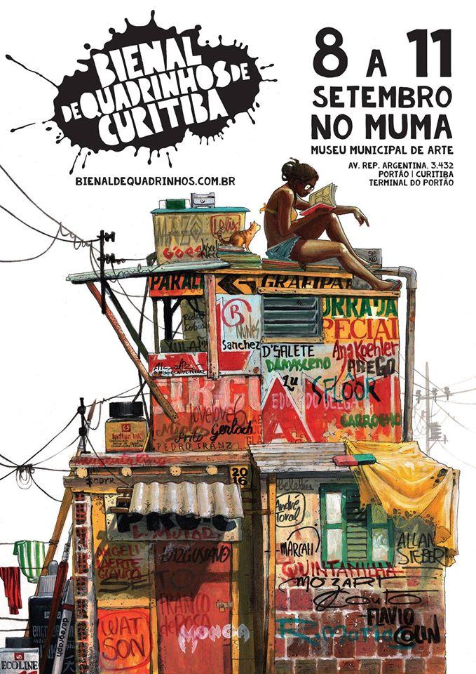 Nos vemos em Curitiba?
