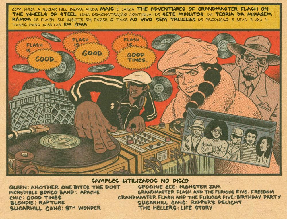 Hip Hop Family Tree: o épico do quadrinista Ed Piskor ganha edição em português pela Veneta