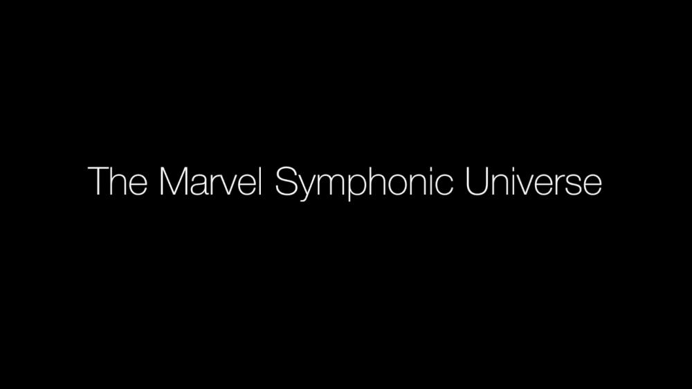 O Universo Sinfônico da Marvel