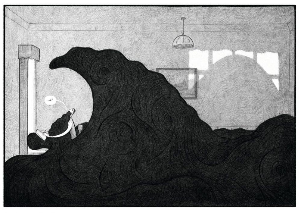 ## Retrospectiva Vitralizado 2016 ## A Gigantesca Barba do Mal (Nemo), por Stephen Collins