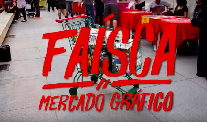 Amanhã tem edição especial da Faísca – Mercado Gráfico em Belo Horizonte