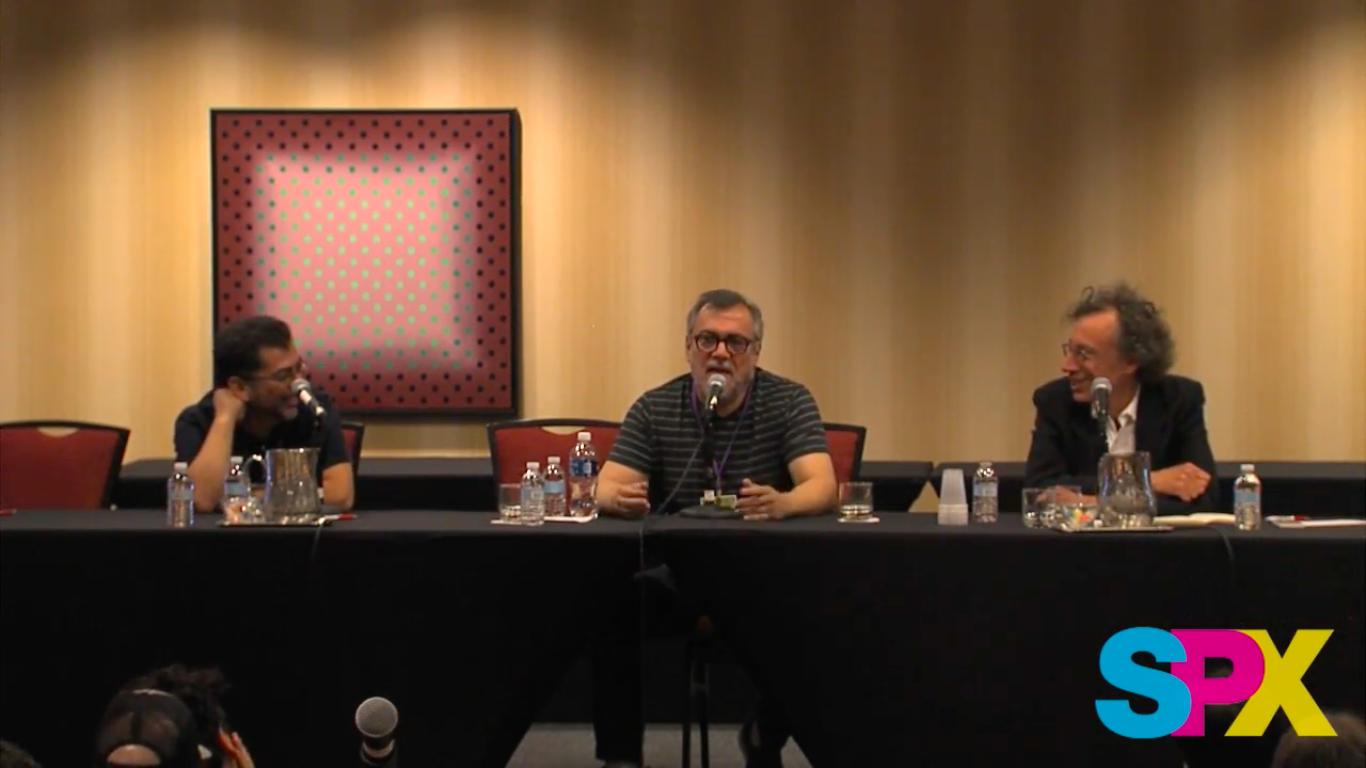 Gilbert e Jaime Hernandez falam da relação entre Love and Rockets e a Fantagraphics na Small Press Expo 2016