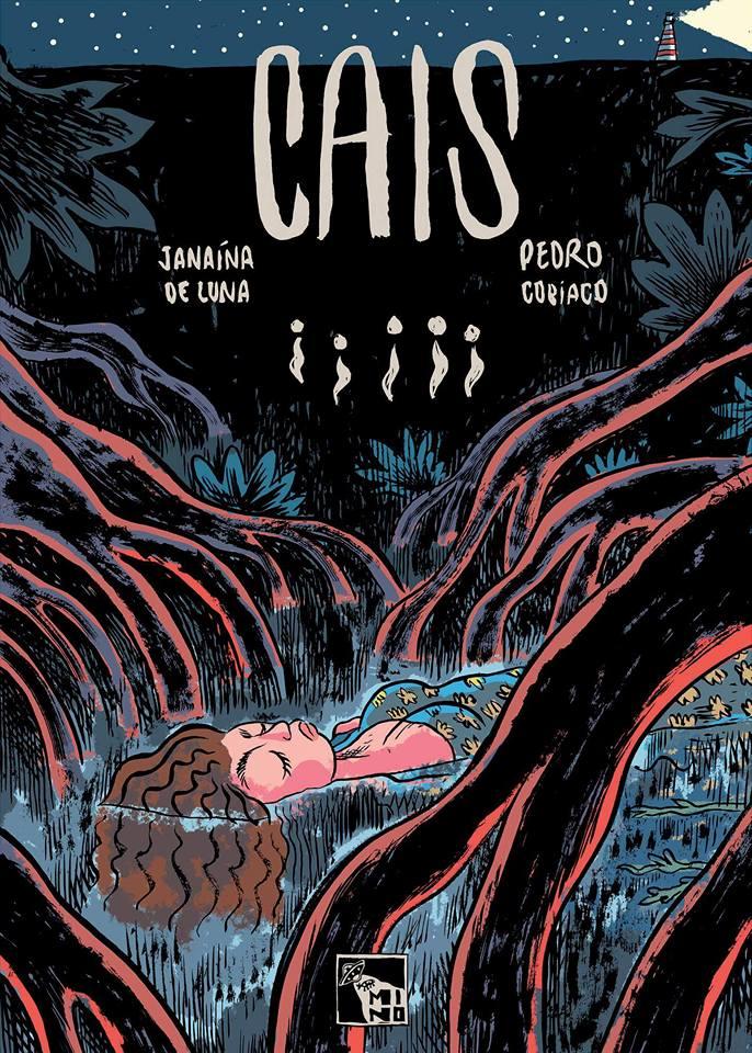 Cais: Janaína de Luna fala sobre as origens de sua HQ em parceria com Pedro Cobiaco