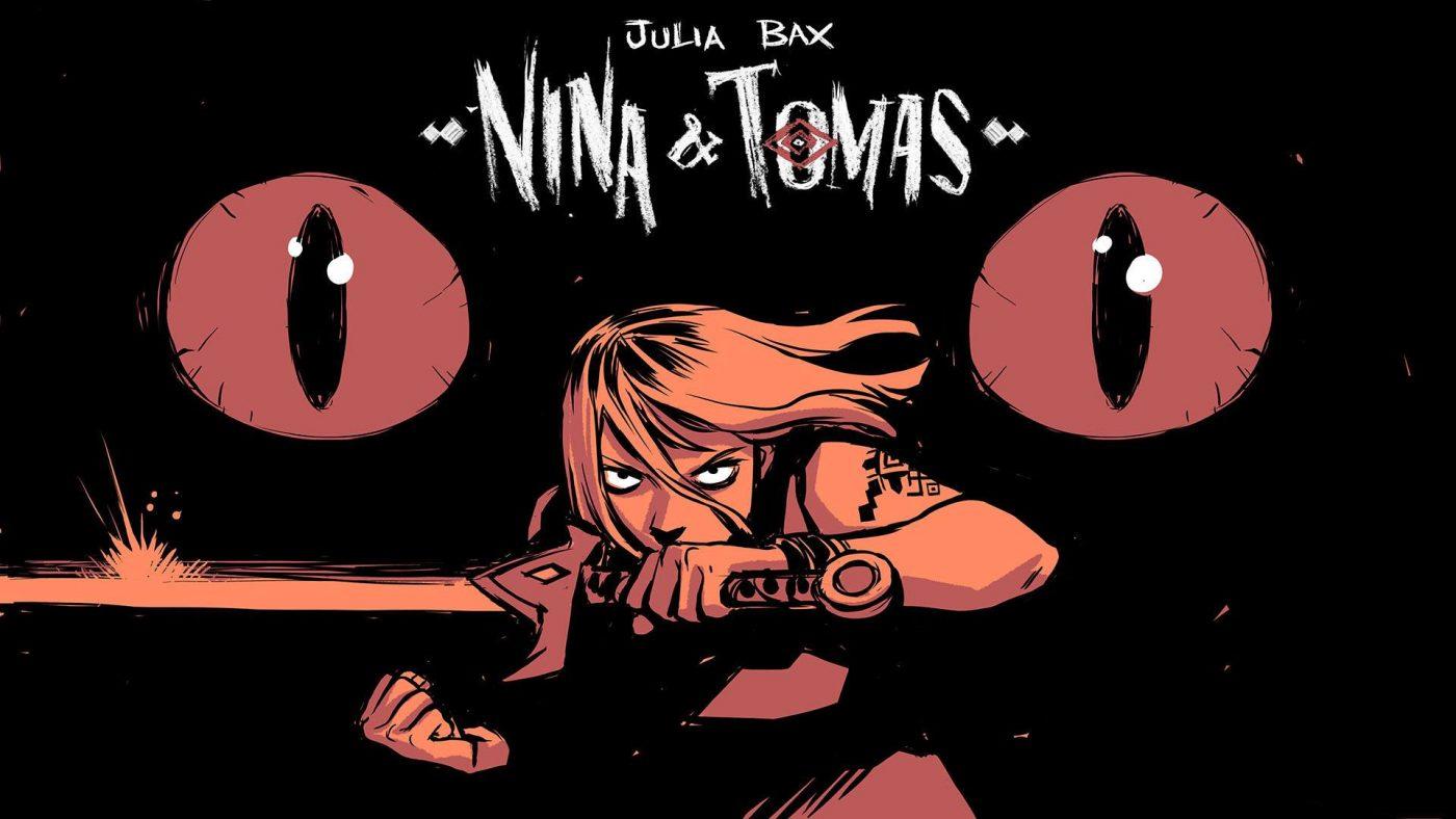Nina & Tomas: está online a nova história em quadrinhos da Julia Bax