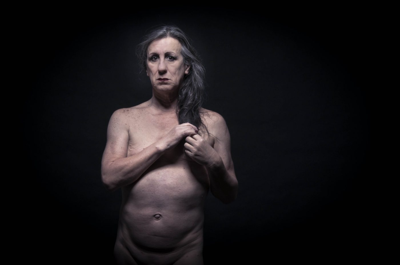 Adágio: a exposição com os nus de Laerte chega a São Paulo no sábado (26/11)