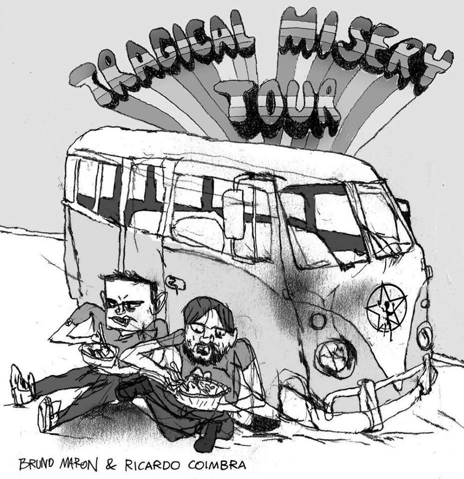 ## Retrospectiva Vitralizado 2016 ## Tragical Misery Tour (Maria Nanquim), por Bruno Maron e Ricardo Coimbra