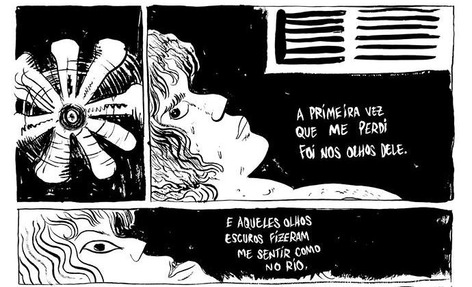 ## Retrospectiva Vitralizado 2016 ## Cais (Mino), por Janaína de Luna e Pedro Cobiaco