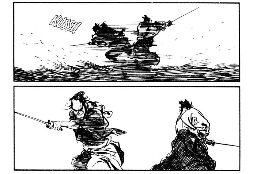 ## Retrospectiva Vitralizado 2016 ## Lobo Solitário (Panini), por Kazuo Koike e Goseki Kojima