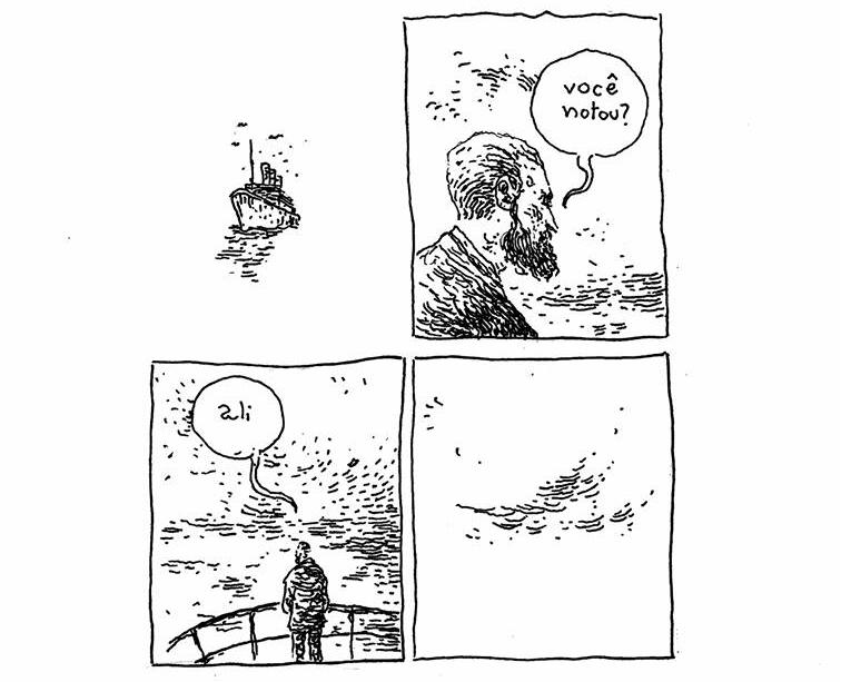 ## Retrospectiva Vitralizado 2016 ## Quadrinhos Insones e Mar (Mino), por Diego Sanchez