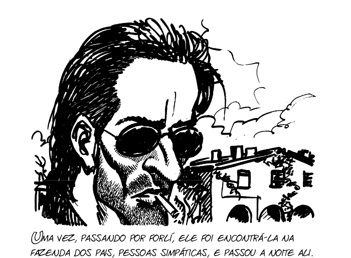 Os Últimos Dias de Pompeo e o legado do quadrinista italiano Andrea Pazienza