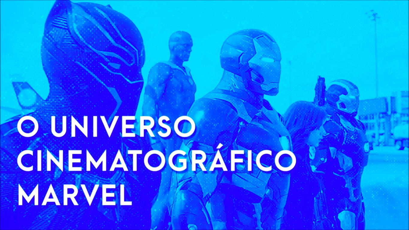 Escafandro Podcast – S01E01: O Universo Cinematográfico Marvel